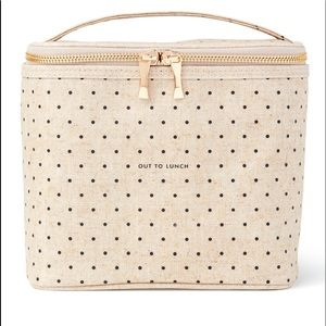 """Kate Spade """"out to lunch"""" lunch box"""